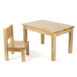 table-bois-assortiment-chaise