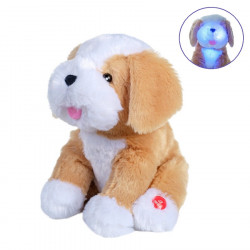 Moki Light and music soft toy