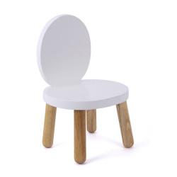 Ma première chaise Ovaline - Blanc