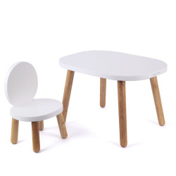 table-ovaline-blanche-assortiment-chaise