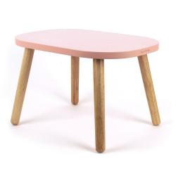 table-ovaline-rose-pour-tout-petits