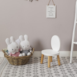 My first Chair Ovaline- Pink
