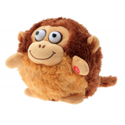 Interactive Giggle soft toy - Monkey
