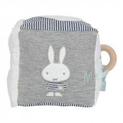 Miffy activity cube pink