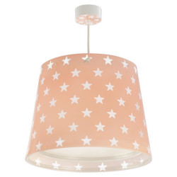 Table Lamp Stars PINK