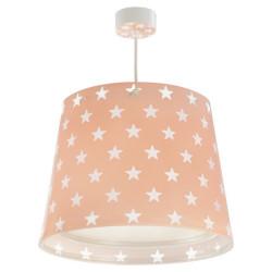 lampe-suspension-rose-chambre-enfant