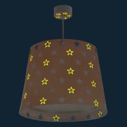 lampe-rose-etoiles-brillantes-la-nuit