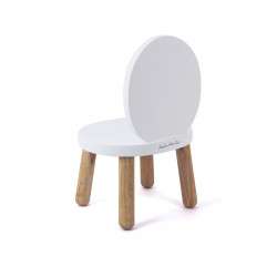 My first Chair Ovaline- White