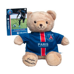 PSG MBAPPE teddy bear - Gaston 20cm