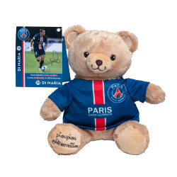 PSG DI MARIA teddy bear - Gaston 20cm