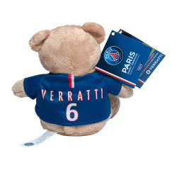 PSG VERRATTI teddy bear - Gaston 20cm