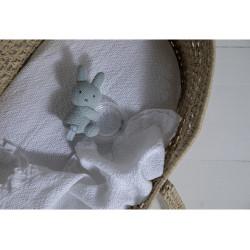 Miffy Rattle - Pink Babyrib