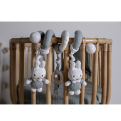 Miffy Toy Bar - Pink babyrib