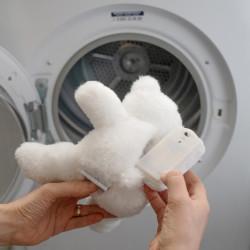 Peluche-Gaston-Ourson-Lumineux-Blanc-gris-lavable-en-machine