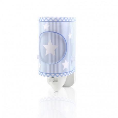 DALBER - Veilleuse Phosphorescente - SWEET DREAMS BLUE