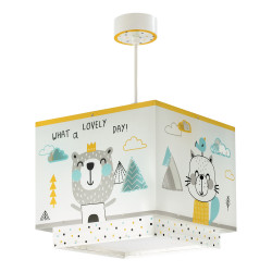 Suspension lampe - Hello Little