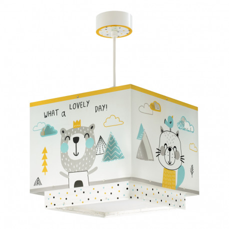 Suspension lampe - Hello Little