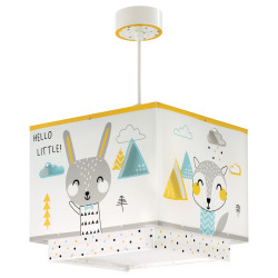 Hanging Lamp little birds