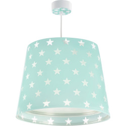 Suspension lampe - Stars - Vert