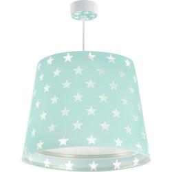 Suspension lampe Stars Verte
