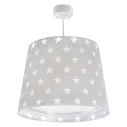 Suspension lampe - Stars - Gris