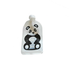 Fill n Squeeze - 6 gourdes avec Zip - collection panda