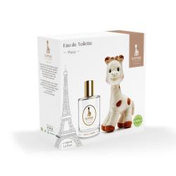 coffret Naissance Sophie la girafe - Eau de Toilette