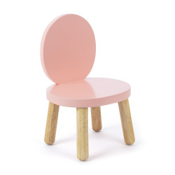 My first Chair- Pink