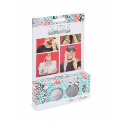 Mini Kit Tatouage Urban - Glitza