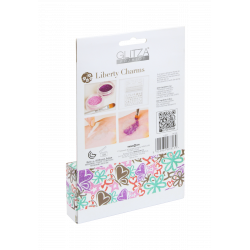 Kit Tatouage Liberty Charms - Glitza