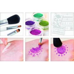 Kit créatif activité manuelle enfant tatouage