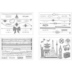 Kit Créatif pour enfant et ados thème Urban
