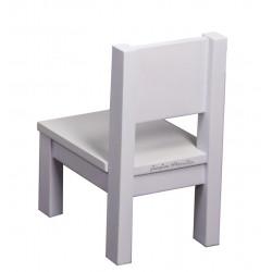 Lot de 2 - Ma première chaise - Gris