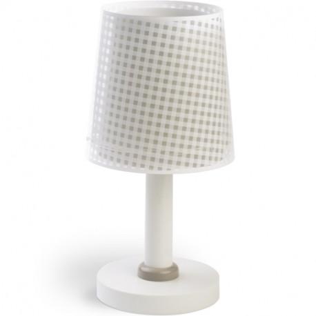 lampe de chevet pour enfant couleur beige