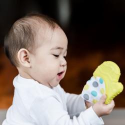 Gant de dentition pour bébé
