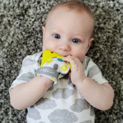 Mitaine de dentition pour bébé