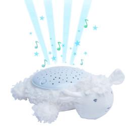 Veilleuse Projecteur musical Siméon le mouton
