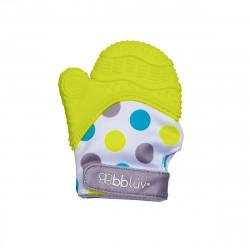 Gant de dentition pour bébé Citron vert - Glüv