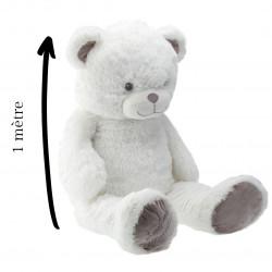 teddy bear Gaston - Beige