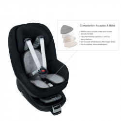 Refreshing stroller mattress Grey