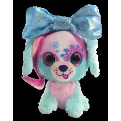 Peluche surprise Frosty - Little Bow Pets - 18cm