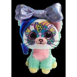 Peluche surprise Rainbow - Little Bow Pets - 18cm