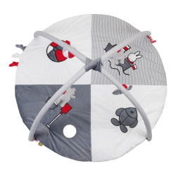 tapis-d-activites-miffy-mariniere-gris-rayé-100cm