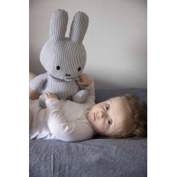 peluche-Miffy-lapin-mariniere-gris-rayé