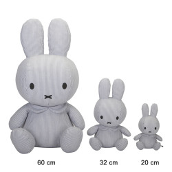 Peluche Miffy marinière - 60cm