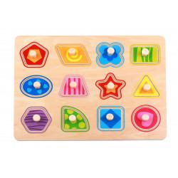 Puzzle Carte du Monde 48 pièces