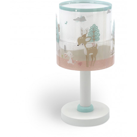 Fawn table lamp