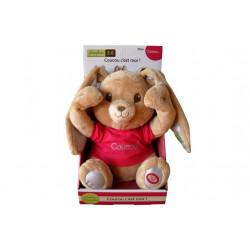 Peluche Coucou - Lapin