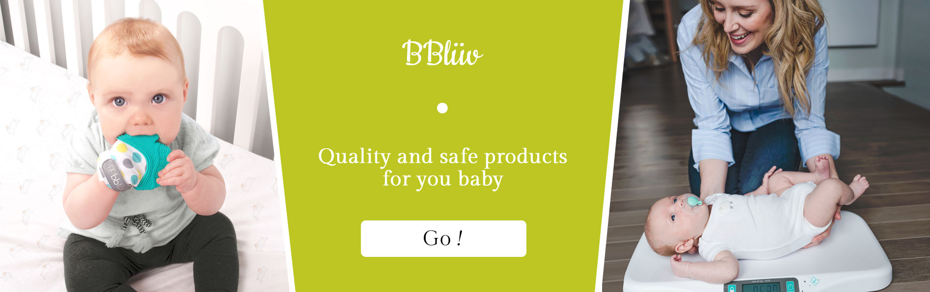 discover products for your babies