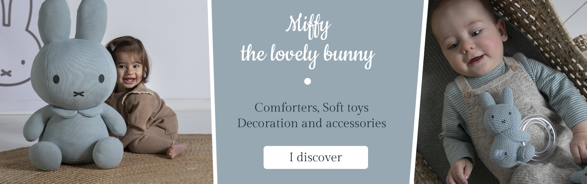 Miffy the lovely bunny